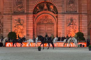 Jumping International du Château de Versailles - Bartabas