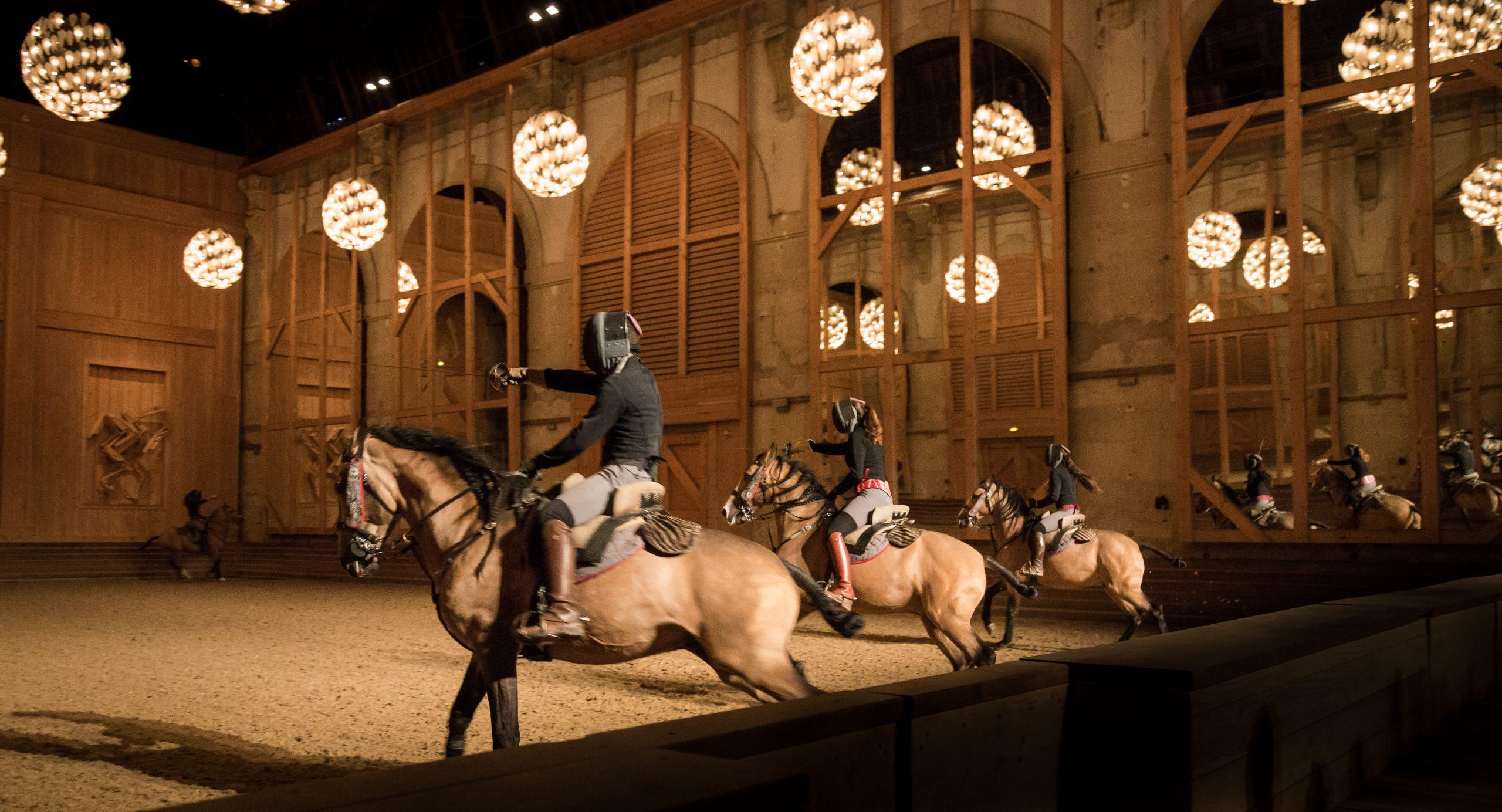 L'Académie équestre de Versailles recrute des cavaliers de spectacle pour la rentrée de septembre