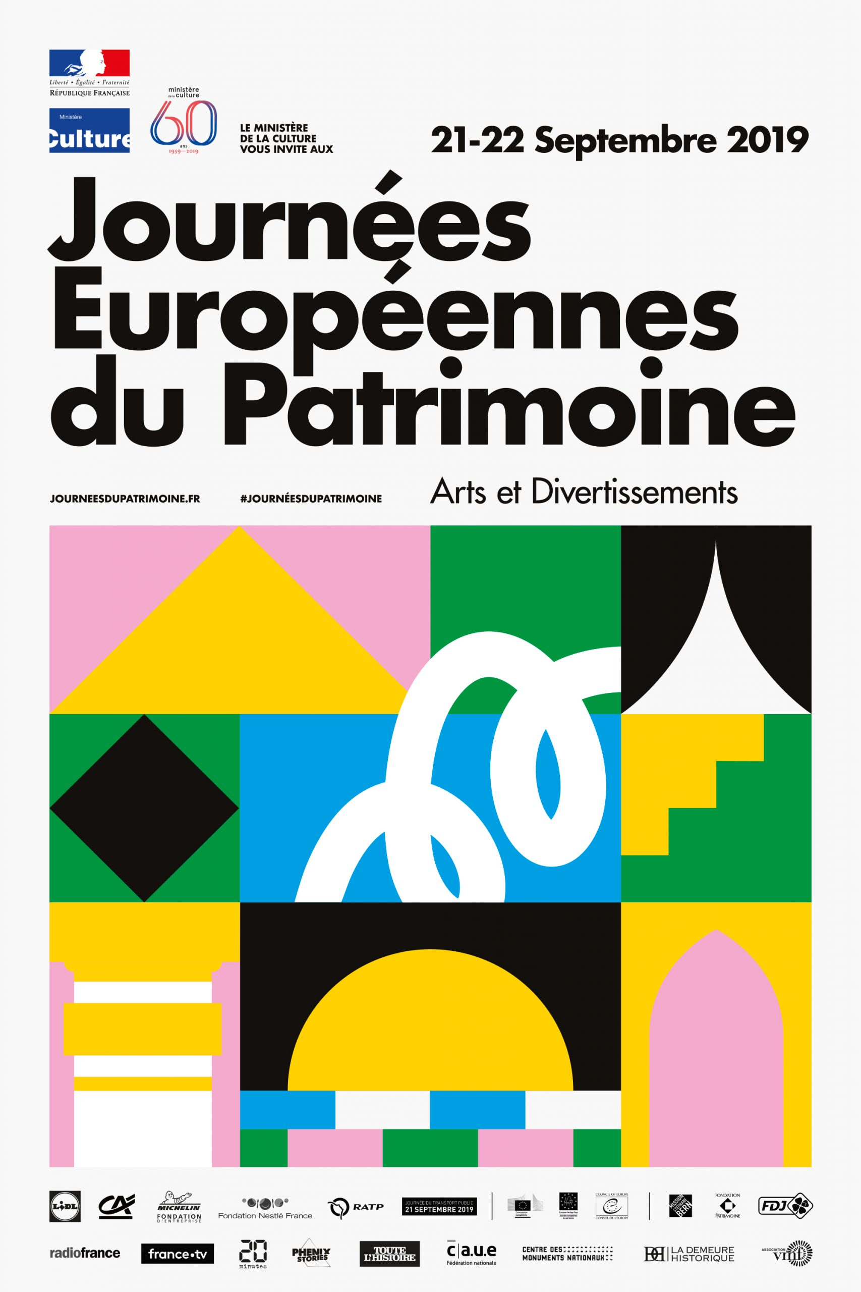 Participation aux Journées Européennes du Patrimoine