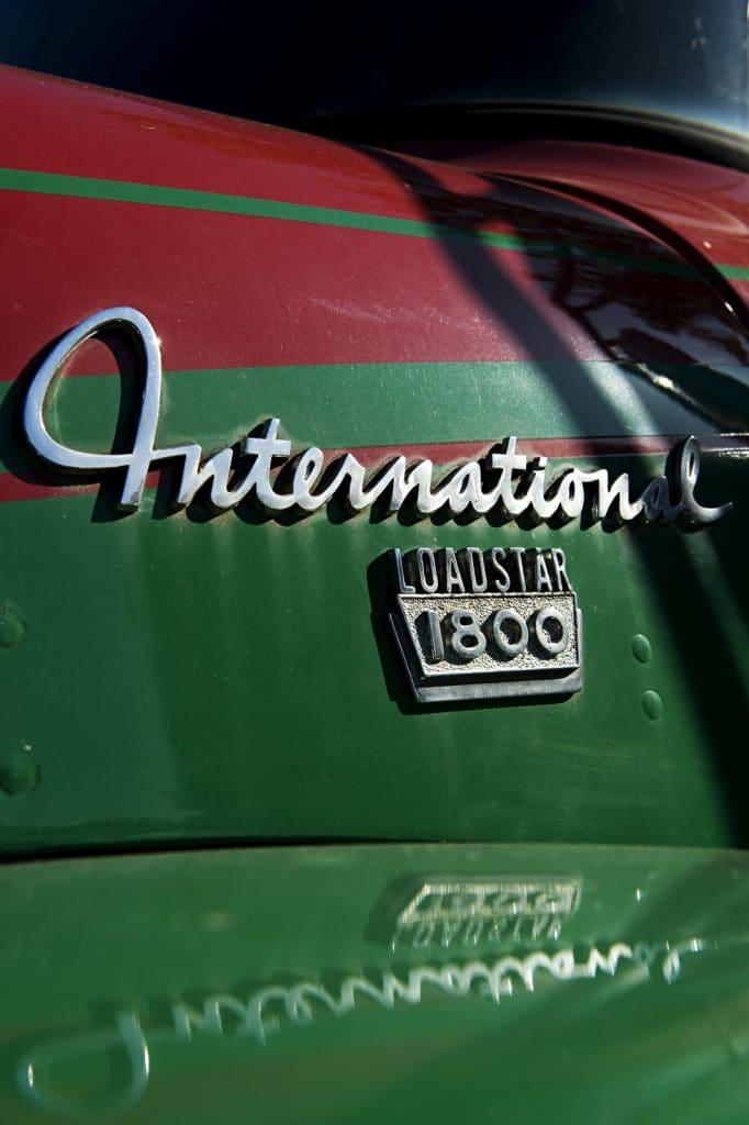 TRACTEUR INTERNATIONAL LOADSTAR