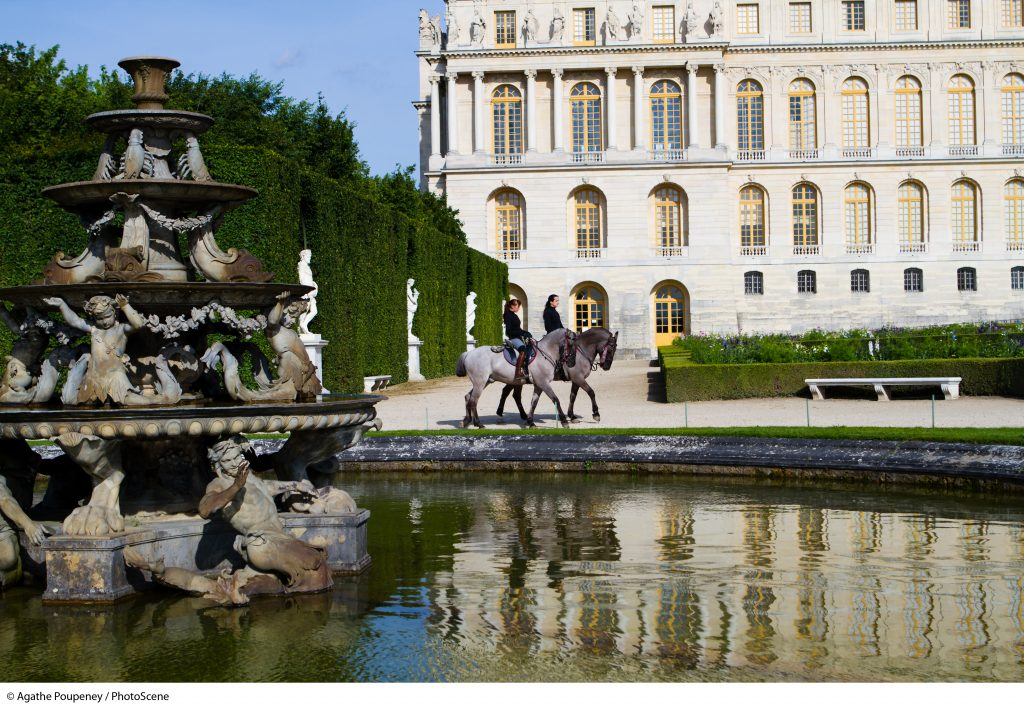 PALACE TICKET + TOUR OF THE EQUESTRIAN ACADEMY OF VERSAILLES